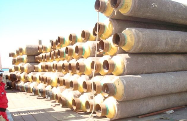 offshore thermal insulation materials