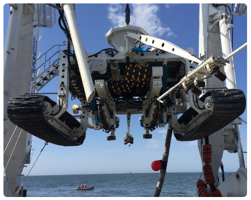 css subsea trenching service