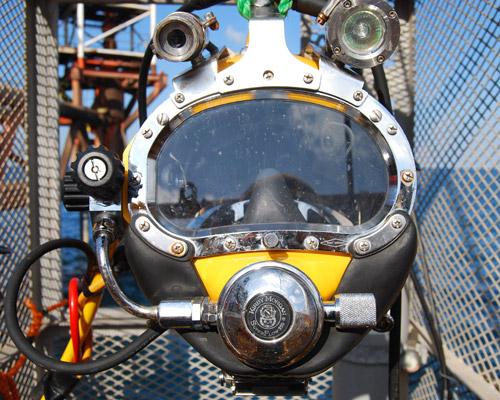 air-diving